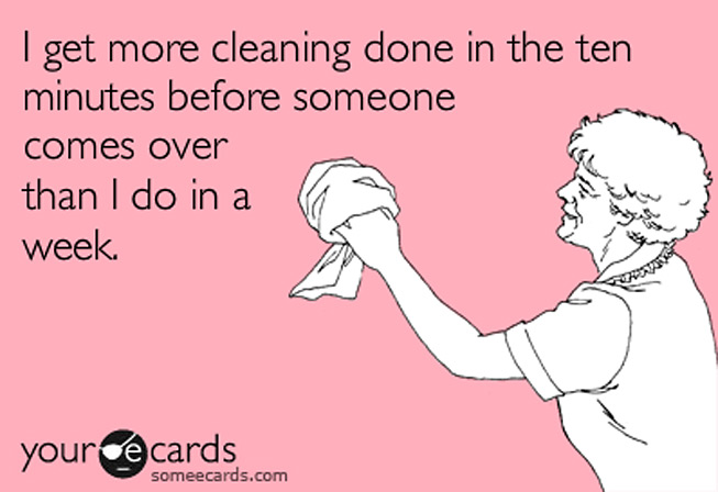 4 ways to get motivated to clean dream clean services - Five easy cleaning tips get some time for yourself ...