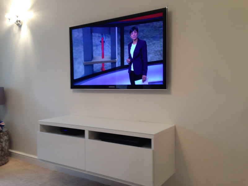 Large Smart TV We Have Mounted